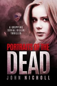 "Cover of ""Portraits of the Dead"" by John Nicholl"