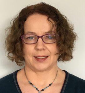 Headshot of Angela Buckley