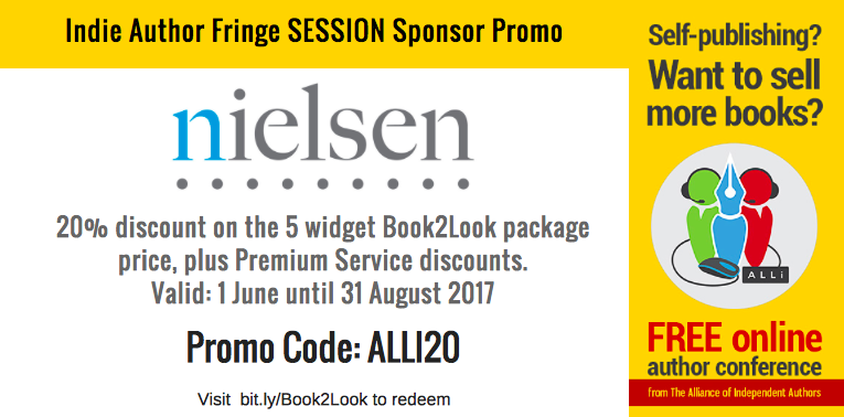 Nielsen Book2Look Promo Card