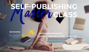 banner ad for Self-publishing Masterclass