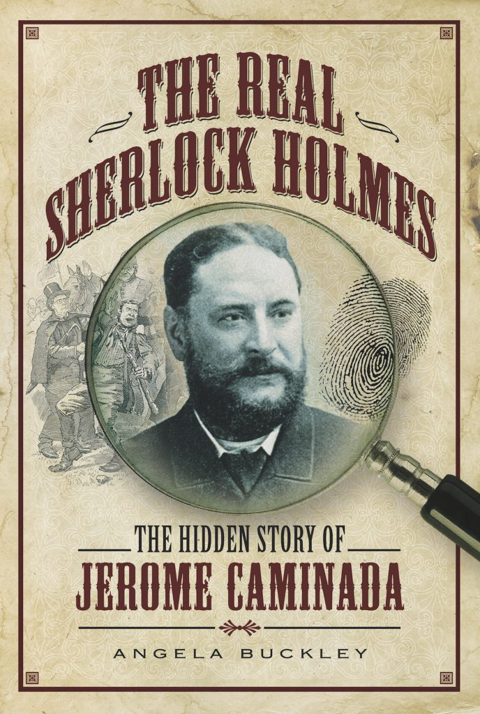 Cover Of The Real Sherlock Holmes