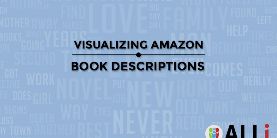 Best Selling Book Descriptions: A Visual Analysis
