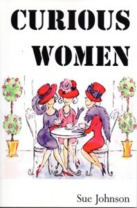 cover of Curious Women by Sue Johnson