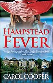 cover of Hampstead Fever