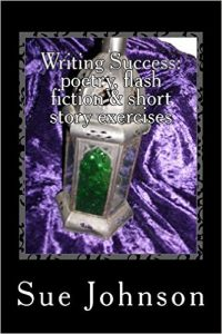 Cover of Sue Johnson's Writing Success book