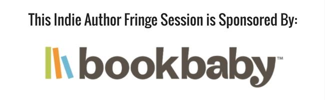 BookBaby Sponsor Heading