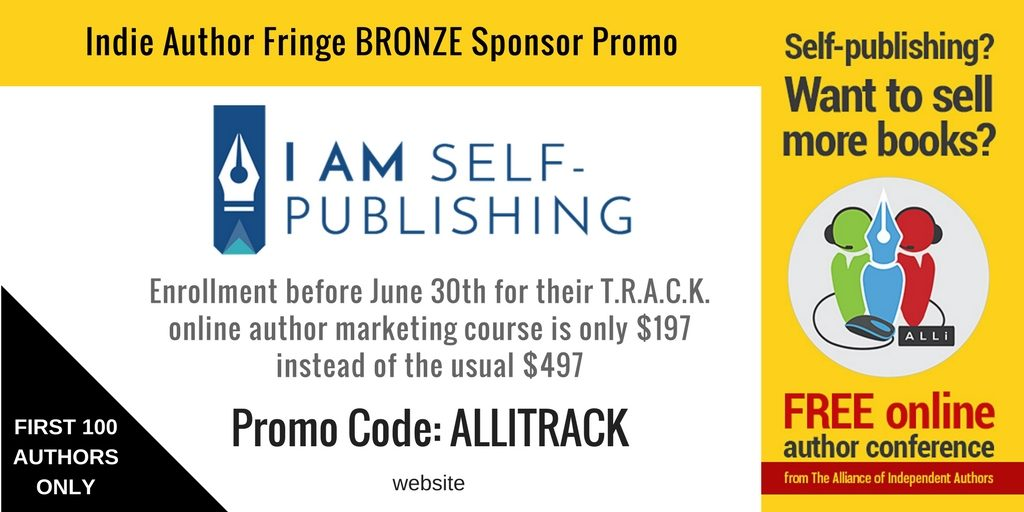 IAF BookExpo I Am Self-Publishing Offer