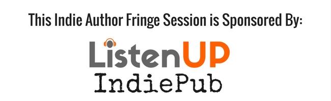 Listen Up Indie Pub Sponsor Heading