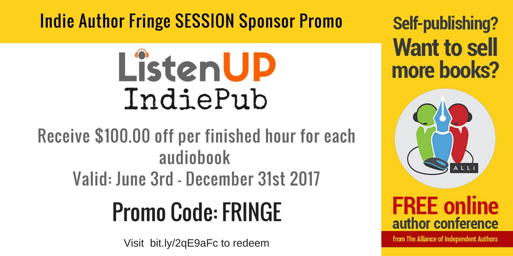 IAF BookExpo ListenUp Offer