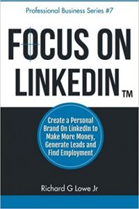cover of Focus on Linkedin
