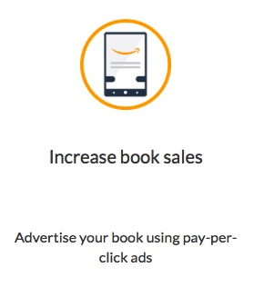 Amazon Marketing Services Book Ads