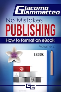 cover of how to format an ebook