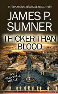cover of Thicker Than Blood