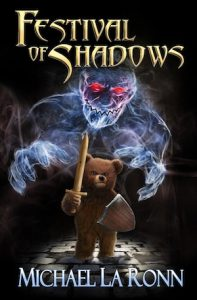 Cover of Festival of Shadows
