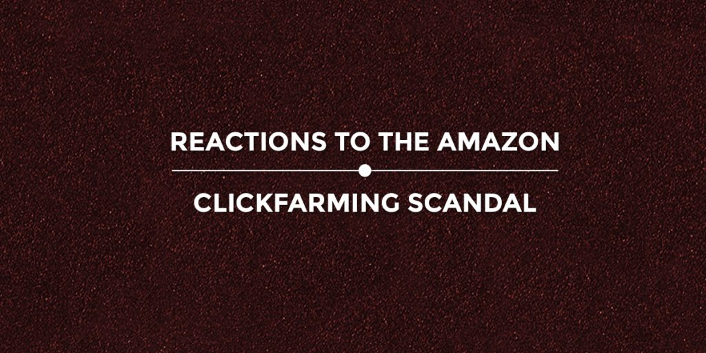 Amazon clickfarming scams