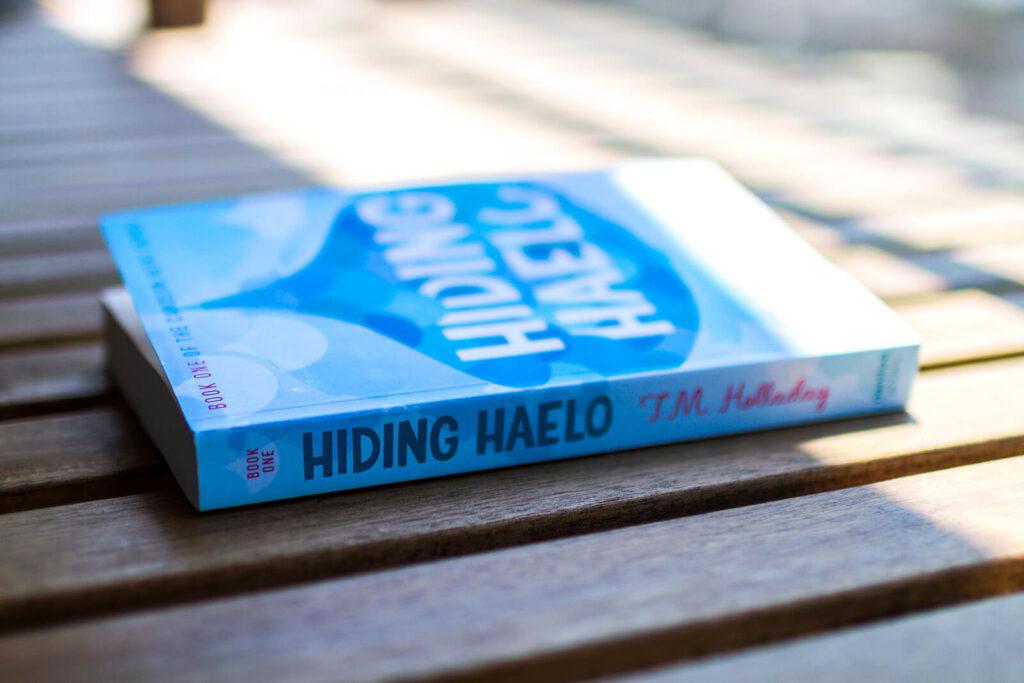 copy of Halo book