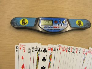 Speed memory champion Marlo Knight memorised a deck of cards in under 23 seconds. But does speed have a place in reading?