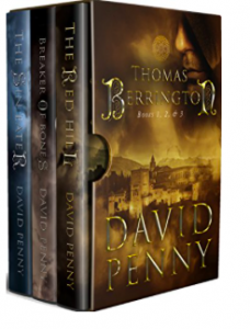 David Penny Box Set