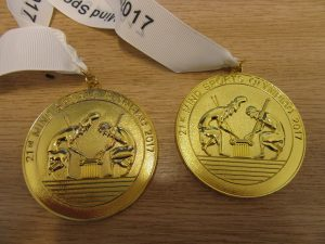 you can reach the top in many ways, but these gold medals were earned without controversy!