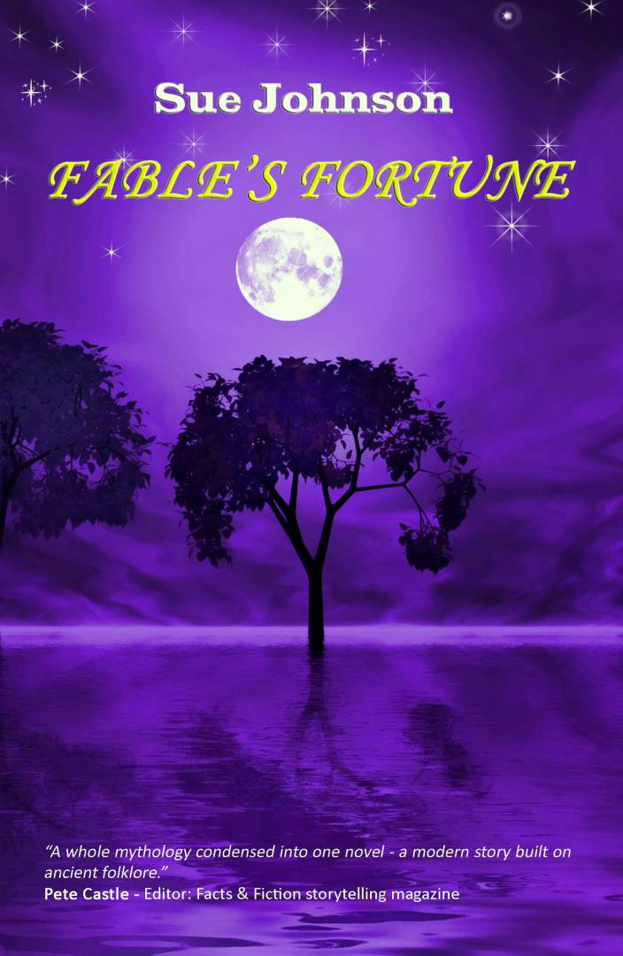 Cover Of Fable's Fortune By Sue Johnson