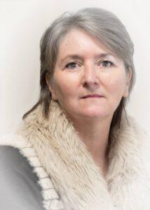 headshot of Jean Gill
