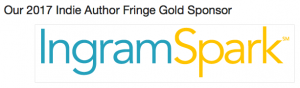 Ingram Spark Sponsor of Indie Author Fringe