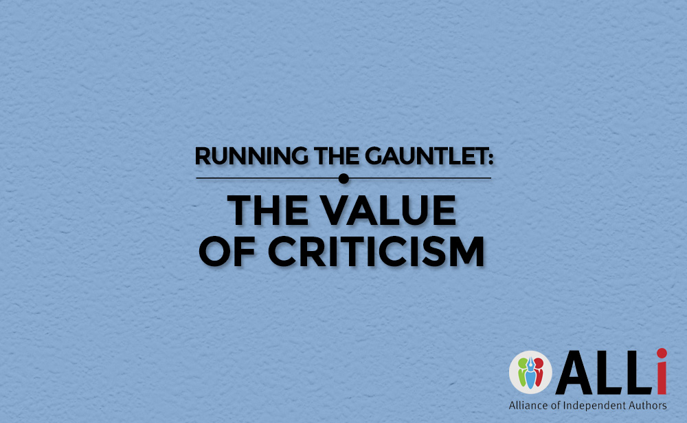 the value of criticism