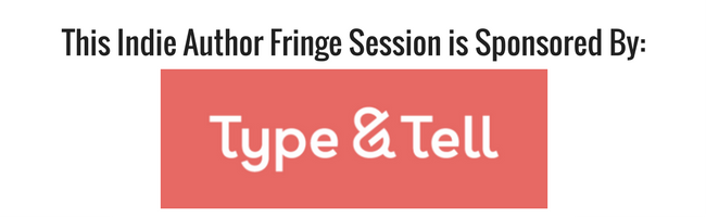 Type and Tell Session header
