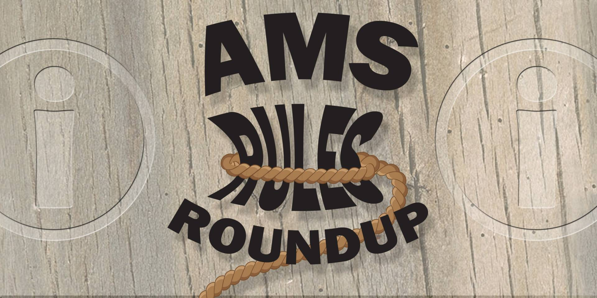 AMS Rules Roundup