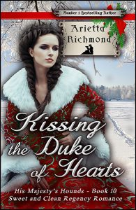 Cove of Kissing the Duke of Hearts