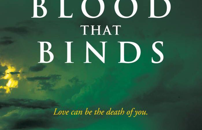 Cover Of The Blood That Binds