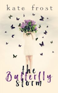 Cover of The Butterfly Storm