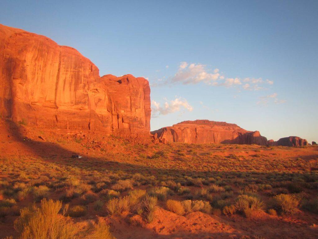 scenic landscape photo