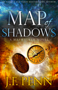 Map of Shadows JF Penn