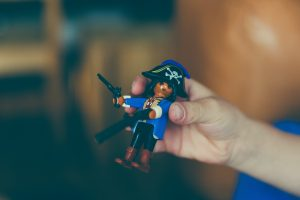 Are pirates as ineffective as are sometimes claimed? Photo by Markus Spiske on Unsplash