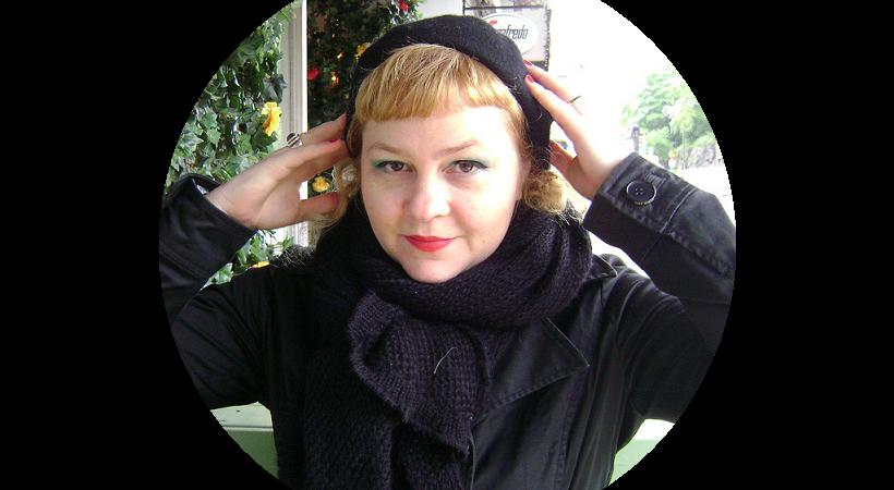 Headshot Of Lisa Margreet Payne