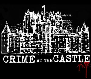 crime at the castle logo