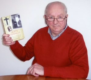 Ian D Richardson with his book God's Triangle