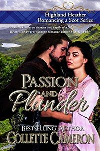 Cover of Passion and Plunder
