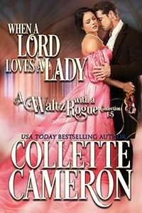 Cover of When a Lord Loves a Lady