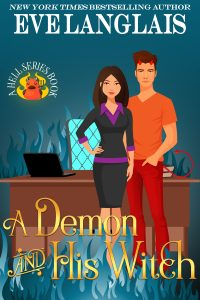 cover of A Demon and His Witch