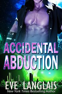 Cover of Accidental Abduction by Eve Langlais