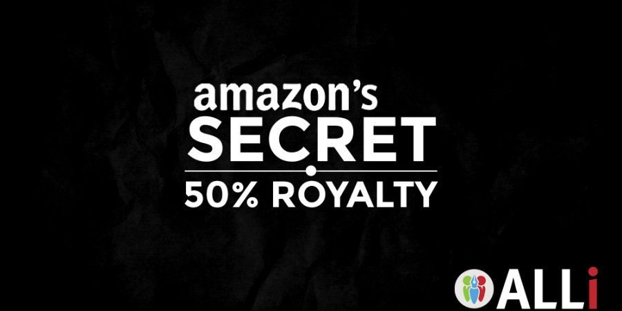 Amazon's Secret 50% Royalty Slips Out