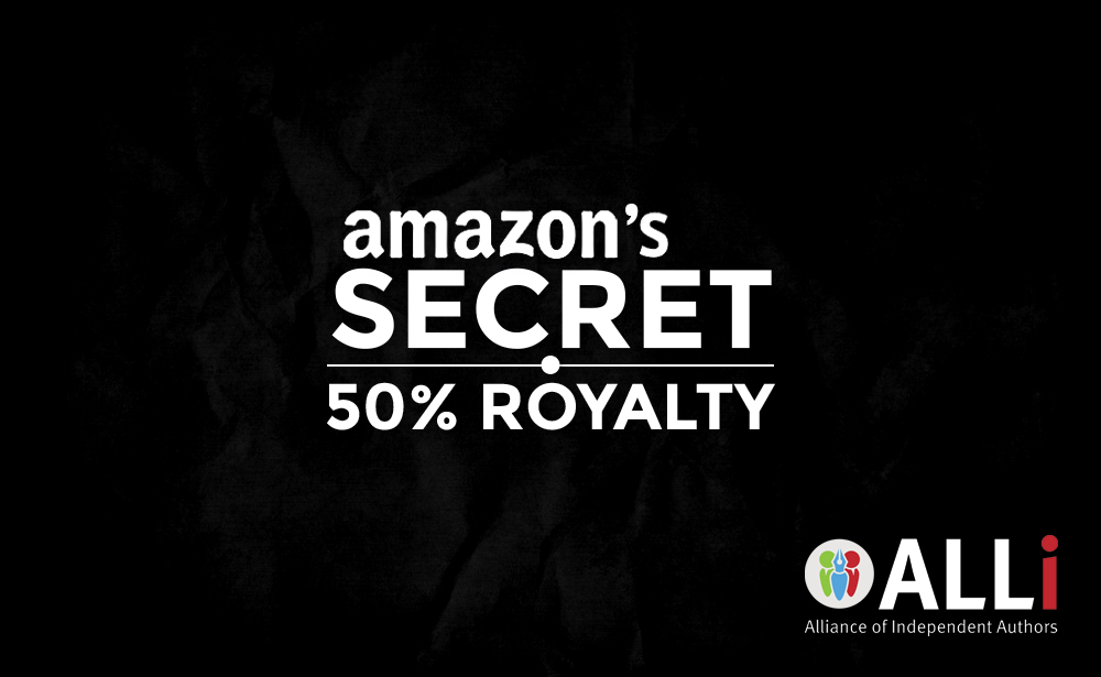 Amazon's Secret 50% Royalty