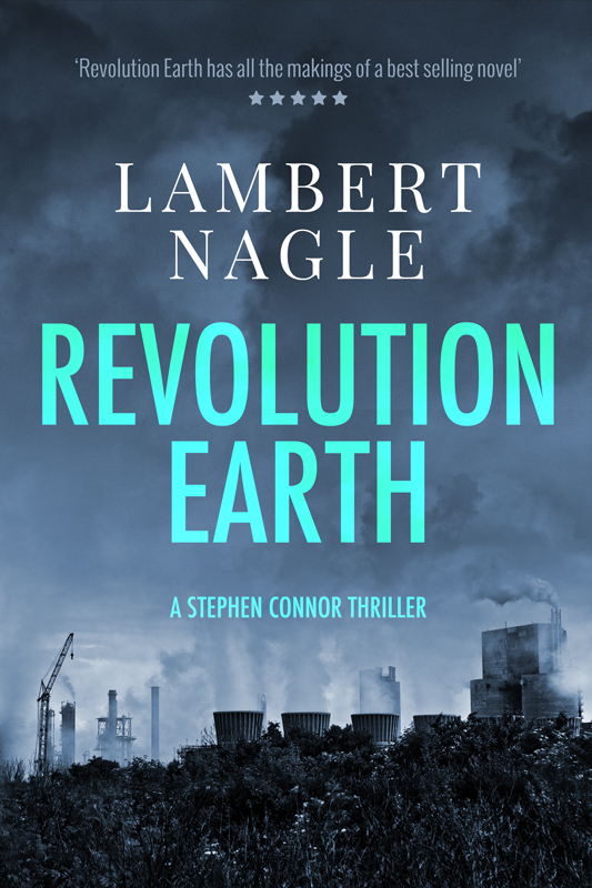 Cover Of Revolution Earth By Lambert Nagle