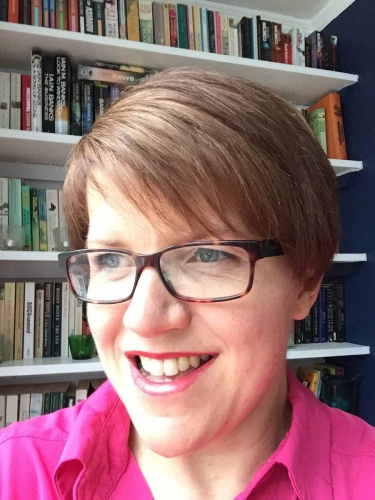 headshot of Rachel McCollin