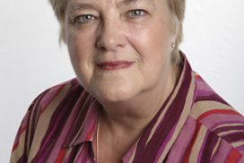 headshot of Ann Brady