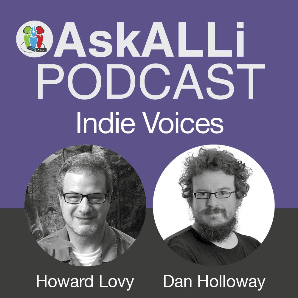 Understanding Blockchain For Authors: February 2018 IndieVoices AskALLi Salon With Howard Lovy And Dan Holloway