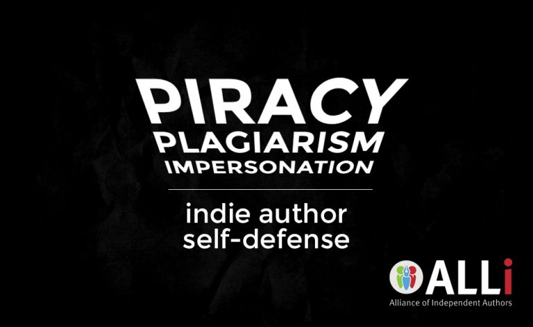 text block saying piracy, plagiarism, impersonation