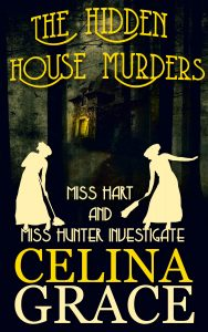 cover of Hidden House Murders